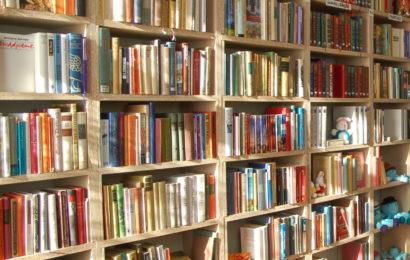 Öffnungszeiten der Bibliothek
