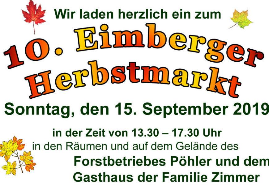 10. Herbstmarkt der K.I.G. Landleben in Kottengrün